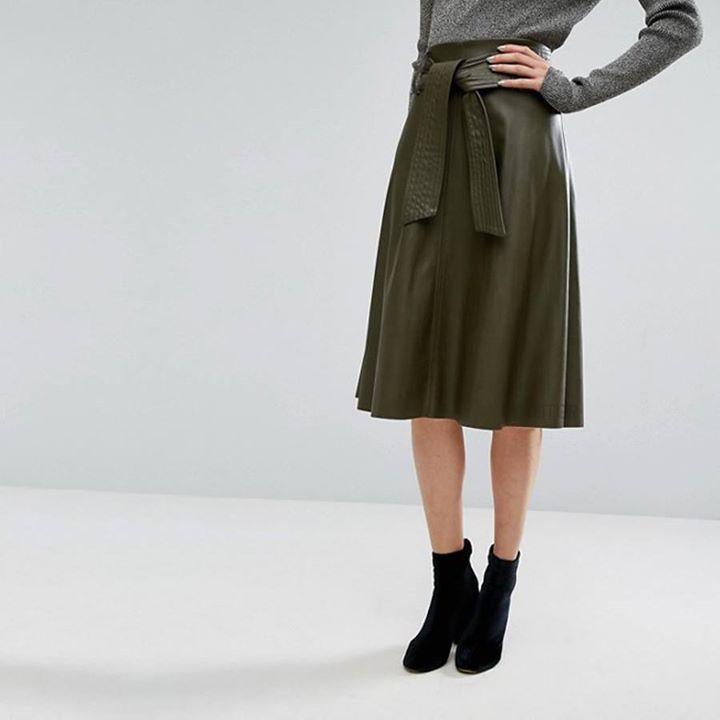 Πόσο εντυπωσιακή φούστα!