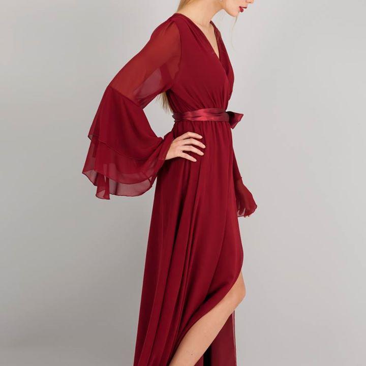 Υπέροχο maxi φόρεμα!