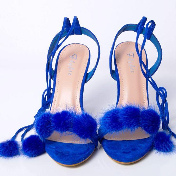 Royal Blue Power!