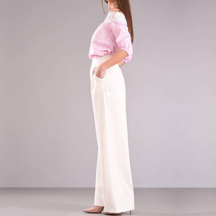 Ψηλόμεση παντελόνα!