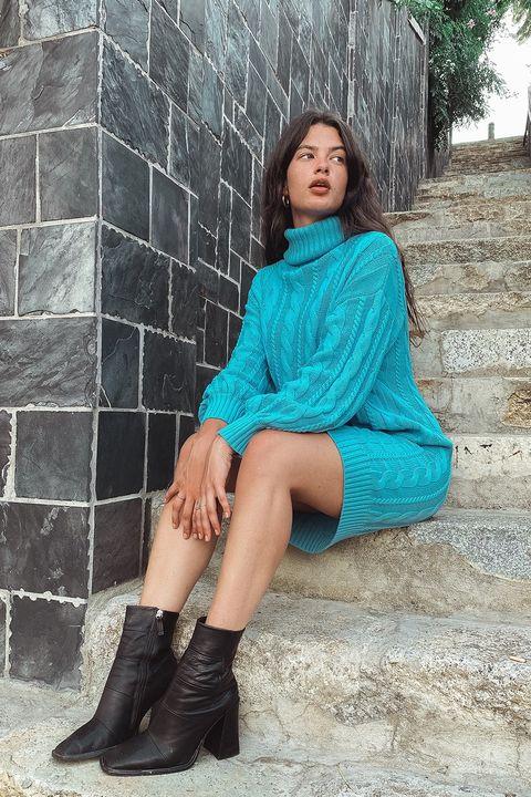 Ζιβάγκο mini φόρεμα!