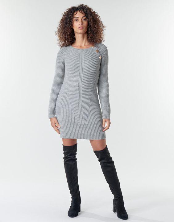 Πλεκτό mini φόρεμα!