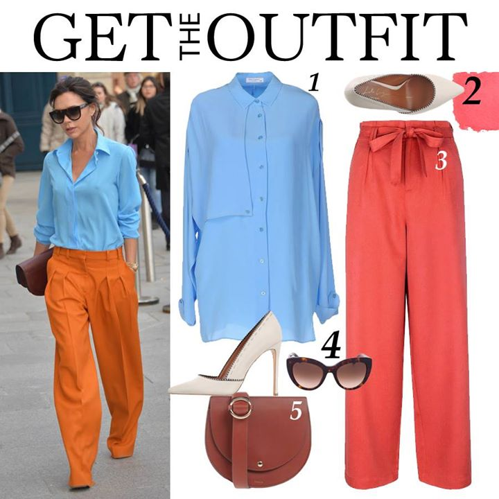 Do It Like Victoria And Get The Outfit!