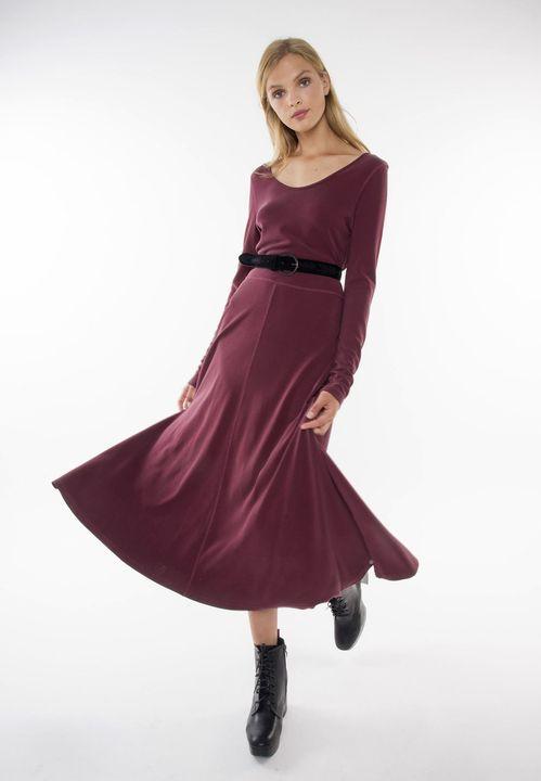 Casual midi φόρεμα!