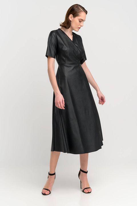 Κρουαζέ midi φόρεμα!