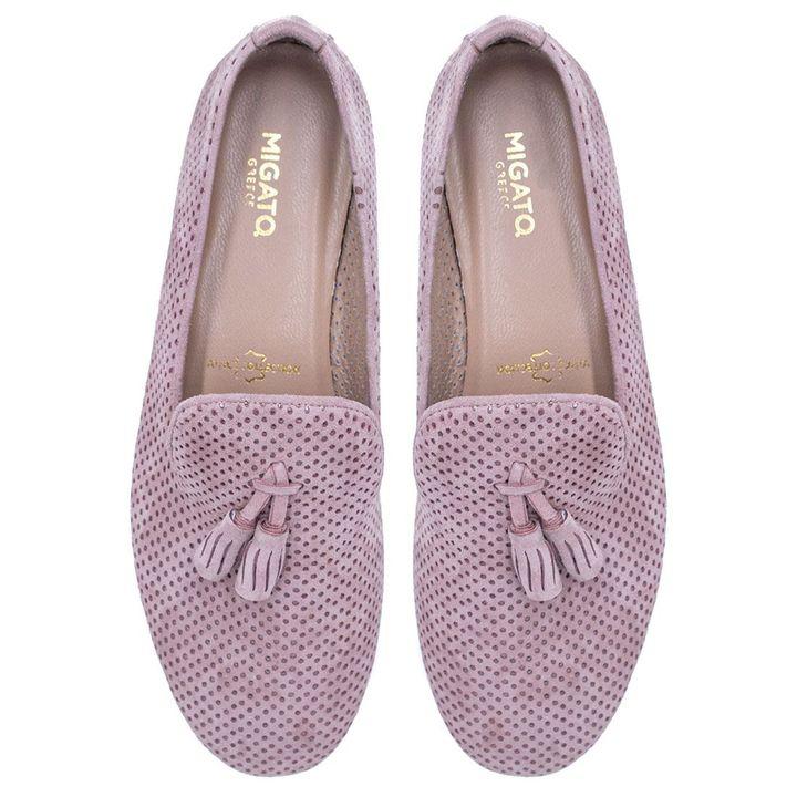Δερμάτινα loafers!