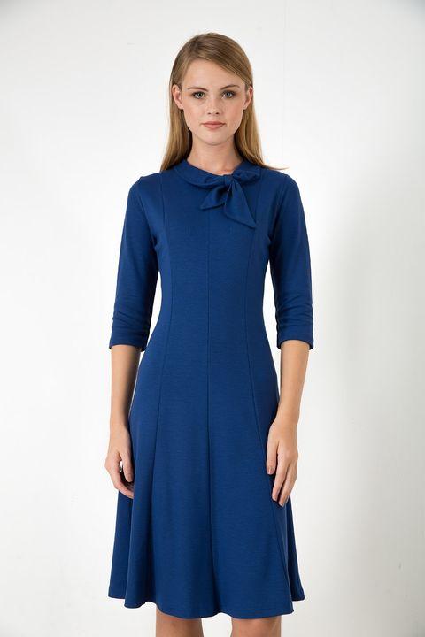 Midi φόρεμα με δέσιμο!