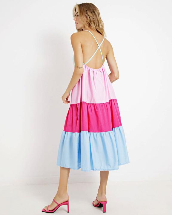 Αέρινο midi φόρεμα!