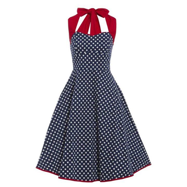 Vintage 50s φόρεμα!