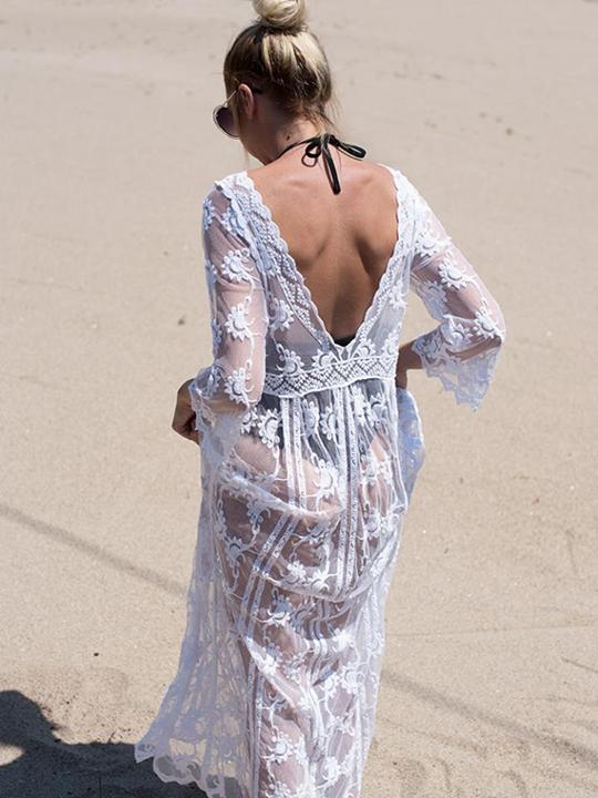 Beach dress!