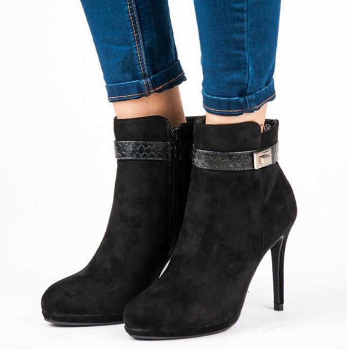 Ankle boots σε μοναδική τιμή!