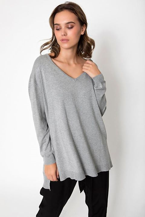 Oversized pullover!